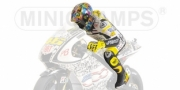 Divers GP Laguna Seca.  avec support moto  1/12