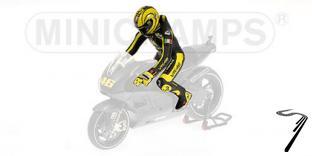 Ducati Test - Figurine Valentino Rossi  1/12