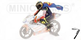Divers Figurine Valentino Rossi roulant (sans moto)  1/12
