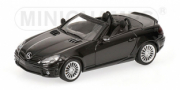 Mercedes SLK 55 AMG noir 55 AMG noir 1/43
