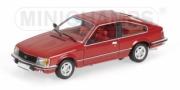 Opel . Rouge 1/43