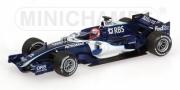 Williams FW28 Cosworth 1er Test 26/11/06  1/43