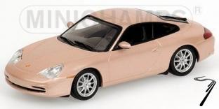 Porsche 911 Coupé Saumon Saumon 1/43
