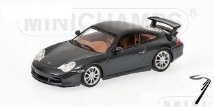 Porsche 911 GT3 gris GT3 gris 1/43