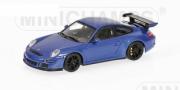 Porsche 911 GT3 RS bleu GT3 RS bleu 1/43