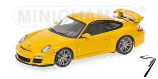 Porsche 911 GT3 Jaune GT3 Jaune 1/43