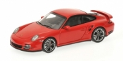 Porsche 911 turbo red turbo red 1/43