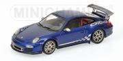 Porsche 911 GT3 RS Blue GT3 RS Blue 1/43