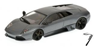 Lamborghini Murcielago LP640 gris LP640 gris 1/43
