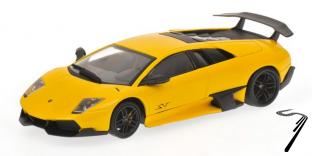 Lamborghini Murcielago LP640-4 SV jaune LP640-4 SV jaune 1/43