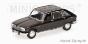 Renault . black 1/43