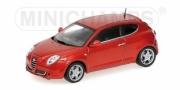 Alfa Romeo . Mito red 1/43