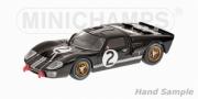 Ford GT40 MKII #2 - 1st 24h du Mans  1/43