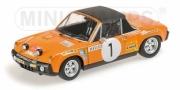 Porsche 914/6 Monte Carlo  1/43