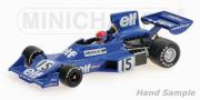 Tyrrell 007  1/43