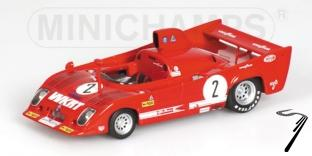 Alfa Romeo 33 TT 12 1er 1000 Km Monza  1/43