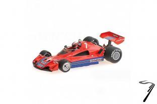 Brabham BT45B   1/43