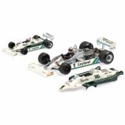 Williams FW07C  1/43