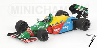 Benetton B188 Ford  1/43