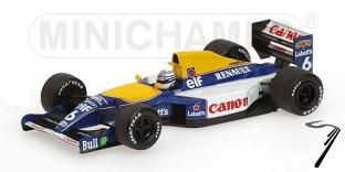Williams FW14 Renault  1/43