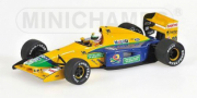 Benetton B191B  1/43