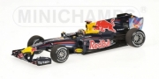 Red Bull RB6 Renault - Champion du Monde  1/43