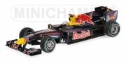 Red Bull RB6 Renault - Abu Dhabi GP - champion du monde  1/43