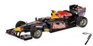 Red Bull RB7  1/43