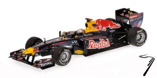 Red Bull RB7 1er GP Malaisie  1/43