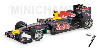 Red Bull RB7 GP Japon Champion du Monde  1/43