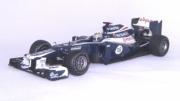Williams FW34 Renault 1er GP espagne  1/43