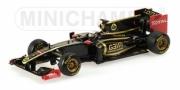 Lotus Renault R30 version test Valence  1/43