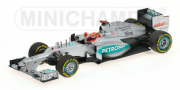 Mercedes AMG Petronas Team W03 Spain GP  1/43