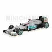 Mercedes AMG W03 Brasil GP ! Last race  1/43
