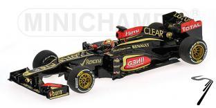 Lotus Renault E21 1er GP Australie  1/43