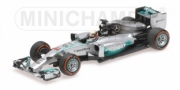 Mercedes AMG Petronas W05 1st Malaysian GP  1/43
