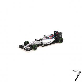 Williams FW38 GP Brésil  1/43