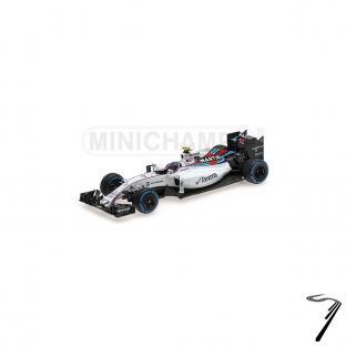 Williams FW38 11ème GP Brésil  1/43