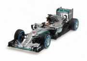Mercedes W07 - 1st Brasil GP  1/43