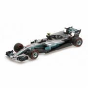Mercedes W08 1er GP Russie  1/43