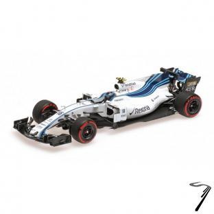 Williams FW40 – GP ABU DHABI   1/43