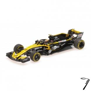 Renault RS18  1/43
