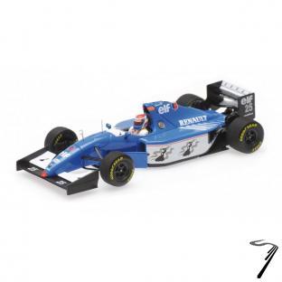 Ligier JS39B  1/43