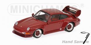 Porsche 911 GT2 rouge GT2 rouge 1/43