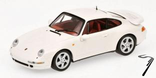 Porsche 911 turbo blanc turbo blanc 1/43