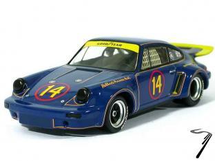 Porsche 911 RSR 3.0 Trans-Am  1/43