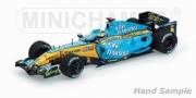 Renault R26 Champion du Monde  1/43