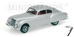 Bentley . Type R Argent 1/43