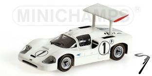 Chaparral 2F 1er BOAC 500 Brands Hatch  1/43