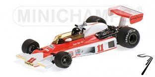 Mac Laren M23 Champion du Monde  1/43